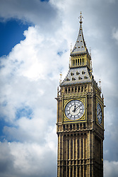 THEMENBILD - Das Parlament mit Big Ben am 02. September 2015 in London // The houses of parliament in the Westminster Palace with the tower Big Ben on 02 September 2015. EXPA Pictures © 2016, PhotoCredit: EXPA/ Erwin Scheriau