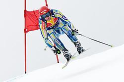 20.01.2011, Hahnenkamm, Kitzbuehel, AUT, FIS World Cup Ski Alpin, Men, Training, im Bild // Andrej Sporn (SLO) // during the men´s downhill training run at the FIS Alpine skiing World cup in Kitzbuehel, EXPA Pictures © 2011, PhotoCredit: EXPA/ S. Zangrando