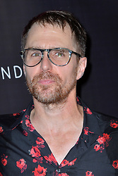 August 29, 2018 - New York, NY, USA - August 29, 2018  New York City..Sam Rockwell attending 'An Actor Prepares' film premiere on August 29, 2018 in New York City. (Credit Image: © Kristin Callahan/Ace Pictures via ZUMA Press)