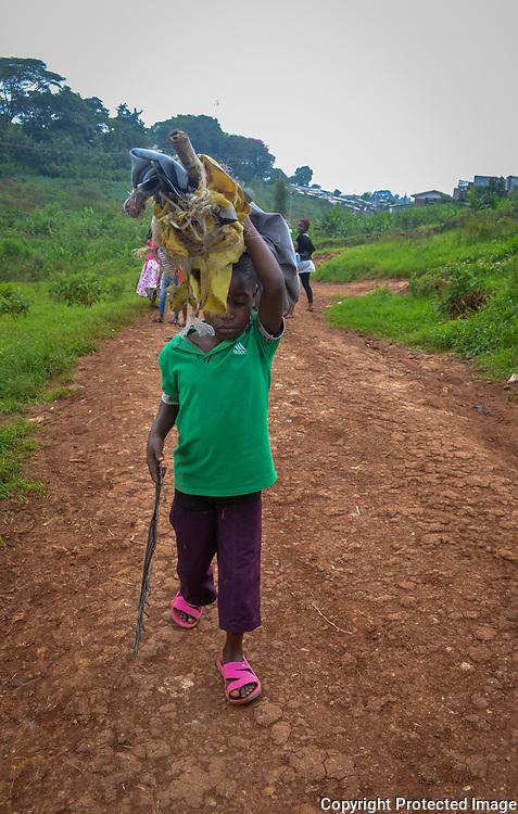 Carrying by Mary Wanjiru