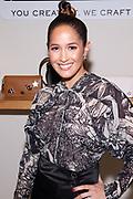 Actress and Present Jaina Lee Ortiz