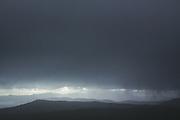 Clouds roll over the island, The Southern Circuit, Stewart Island / Rakiura, New Zealand Ⓒ Davis Ulands | davisulands.com