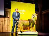 Koning opent tentoonstelling 200 jaar Naturalis