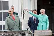 Queen Margrethe's 77th birthday, Aarhus 16-04-2017