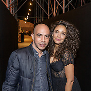 NLD/Amsterdam/20190228 - inloop Amsterdamse première musical Soof, Fajah Lourens en .........