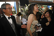 EUGENE WU AND CYNTHIA WU, The 28th Game Conservancy Trust Ball, In association with Barter Card. Battersea Park. 18 May 2006. ONE TIME USE ONLY - DO NOT ARCHIVE  © Copyright Photograph by Dafydd Jones 66 Stockwell Park Rd. London SW9 0DA Tel 020 7733 0108 www.dafjones.com