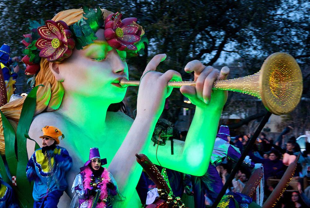 Endymion Parade, New Orleans, LA