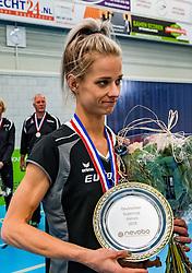 29-09-2018 NED: Supercup Sliedrecht Sport - Eurosped, Sliedrecht<br /> Sliedrecht takes the first price of the new season / Judith Kamphuis