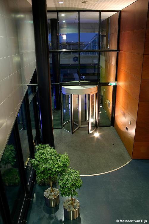 Wetterskip Fryslân - ingang hoofdkantoor