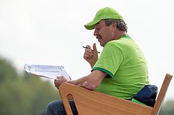 Fence Judge - Driving Marathon - Alltech FEI World Equestrian Games™ 2014 - Normandy, France.<br /> © Hippo Foto Team - Jon Stroud<br /> 06/09/2014