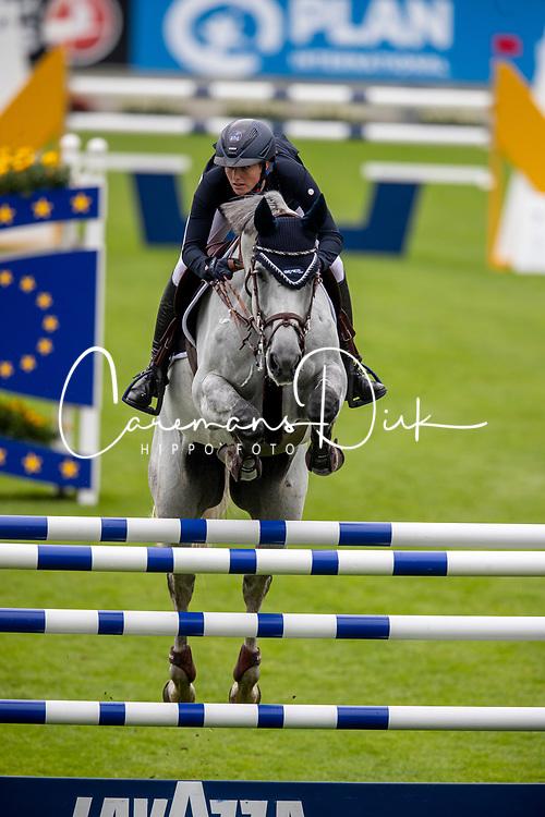 Blum Simone, GER, Cool Hill 2<br /> CHIO Aachen 2019<br /> Weltfest des Pferdesports<br /> © Hippo Foto - Stefan Lafrentz<br /> Blum Simone, GER, Cool Hill 2