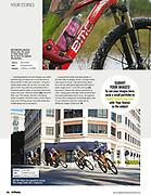 "N Photo Magazine Tearsheet ""Photo Finish"" Page 3"
