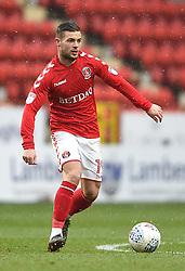 Charlton Athletic's Jake Forster-Caskey