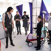 """""""Beach Blanket Big Time""""--Pictured: Russell Brand in """"Big Time Rush""""  on Nickelodeon<br /> photo by: Lisa Rose/Nickelodeon<br /> ©2010 Viacom International Inc. All Rights Reserved"""