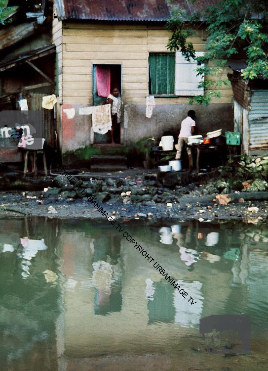 Port Antonio dockside
