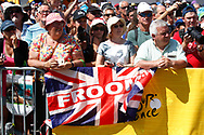 Fans, supporters, during the Tour de France 2018, Stage 4, Team Time Trial, La Baule - Sarzeau (195 km) on July 10th, 2018 - Photo Luca Bettini / BettiniPhoto / ProSportsImages / DPPI - photo Luca Bettini/BettiniPhoto©2018