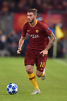 Davide Santon Roma.<br /> Roma 23-10-2018 Stadio Olimpico<br /> Football Calcio UEFA Champions League 2018/2019, Group G. <br /> AS Roma - CSKA Moscow<br /> Foto Antonietta Baldassarre / Insidefoto