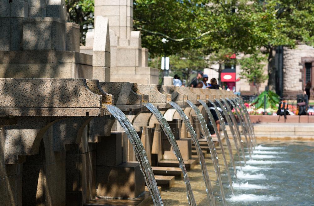 Copley Square Fountain