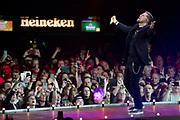Holland Zingt Hazes 2019 in de Ziggo Dome, Amsterdam.<br /> <br /> Op de foto:  Andre Hazes jr