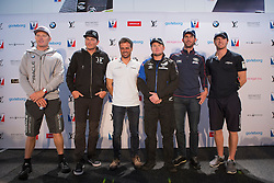 Artemis Racing. 28th of August, 2015, Gothenburg, Sweden