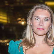 NLD/Amsterdam/20151124 - Premiere Hallo Bungalow, Elle van Rijn