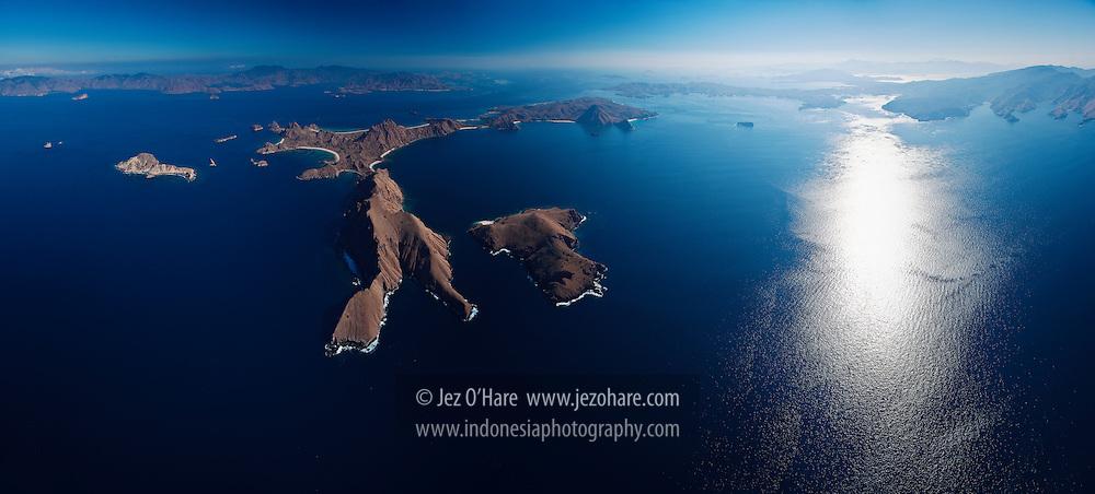 Padar, Rinca & Komodo Islands, Komodo National Park, Manggarai Barat, Flores, Nusa Tenggara Timur, Indonesia