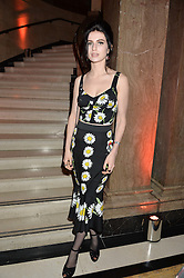 TALI LENNOX at the Warner Music Group & Ciroc Vodka Brit Awards After Party held at The Freemason's Hall, 60 Great Queen St, London on 24th February 2016.