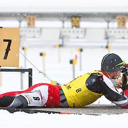 20101211: AUT, Biathlon Austriacup, Sprint Men and Women