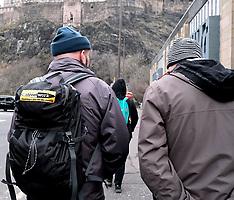 Public Health Minister visits Street Outreach Programme, Edinburgh, 4 January 2019