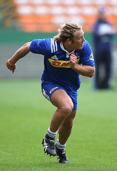 Werner Kok during Western Province training session held at Newlands Rugby Stadium in Cape Town, South Africa on 15th September 2016.<br /> <br /> Photo by Shaun Roy/Real Time Images