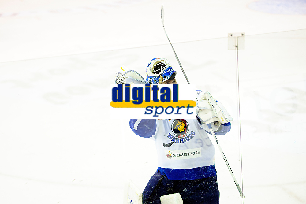 Ishockey , GET-Ligaen <br /> 21. Oktober 2014 ,<br /> Vålerenga Hockey - Sparta Sarpsborg<br /> Anders Johansson - Sparta<br /> Foto: Sjur Stølen