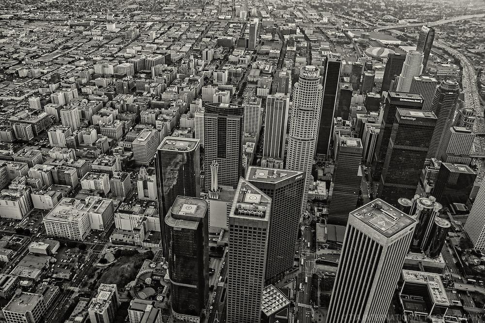 Historic Downtown LA vs. Modern Downtown LA