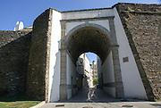 Galicia, Lugo, Spain Roman walls