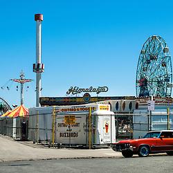 Coney Island, NYC