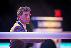 Beerbaum Ludger (GER)<br /> Longines FEI World Cup™ Jumping Final 2013/2014<br /> Lyon 2014<br /> © Dirk Caremans