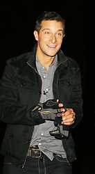 © Licensed to London News Pictures. 25/09/2013, UK. Bear Grylls: Escape From Hell - launch party, Battersea Power Station, London UK, September 25. Photo credit : Richard Goldschmidt/Piqtured/LNP