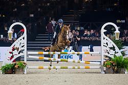 Bomere Ella, BEL, Craigwell Vin Diesel<br /> Jumping Mechelen 2019<br /> © Hippo Foto - Sharon Vandeput<br /> 26/12/19