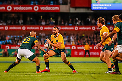 Quade Cooper of Australia during the Castle Lager Rugby Championship test match between South Africa and Australia held at Loftus Versfeld stadium in Pretoria on the 1st October 2016<br /> <br /> Photo by: Dominic Barnardt/ RealTime Images