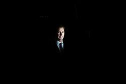 15 .10.2017, Hofburg, Wien, AUT, Nationalratswahl 2017, im Bild ÖVP Bundesparteiobmann und Spitzenkandidat für die Nationalratswahl Sebastian Kurz // Austrian Foreign Minister Sebastian Kurz during Austrian general elections 2017 in Vienna, Austria on 2017/10/15, EXPA Pictures © 2017, PhotoCredit: EXPA/ Michael Gruber