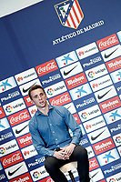 Atletico de Madrid's new player Diogo Jota during his official presentation. July 14, 2016. (ALTERPHOTOS/Acero)
