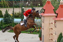 Fellers Rich (USA) - Flexible<br /> Winner First Round<br /> Rolex FEI World Cup Final - Geneve 2010<br /> © Dirk Caremans