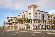 The Strand Retail Shopping Center in Huntington Beach