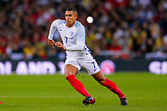 England West Bromwich Albion midfielder Jake Livermore (7)  during the International Friendly match between England and Brazil at Wembley Stadium, London, England on 14 November 2017. Photo by Simon Davies.