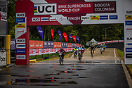 2021 UCI BMXSX World Cup<br /> Round 4 at Bogota (Colombia)<br /> Main<br /> ^me#239 NAKAI, Asuma (JPN, ME) Team_JPN<br /> ^mu#604 CHAPARRO HEREDIA, Juanpablo (COL, MU)