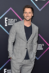 Ryan Eggold attends the People's Choice Awards 2018 at Barker Hangar on November 11, 2018 in Santa Monica, CA, USA. Photo by Lionel Hahn/ABACAPRESS.COM