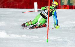 DVORNIK Aljaz of Slovenia during the Audi FIS Alpine Ski World Cup Men's Slalom 58th Vitranc Cup 2019 on March 10, 2019 in Podkoren, Kranjska Gora, Slovenia. Photo by Matic Ritonja / Sportida