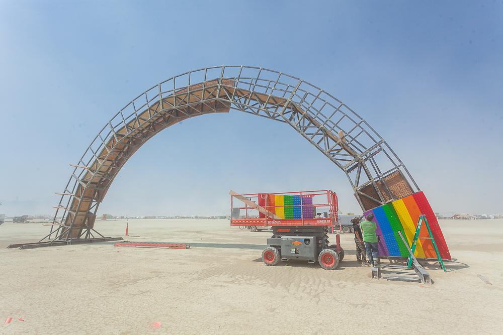 Rainbow Bridge by: Josh Zubko