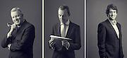 Sydney CFOs, Phil Coffey WESTPAC, Gareth Evans QANTAS and Blair McQuade BBC