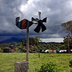 """""""Paisagem (Cenário) fotografado em Pedra Azul, Espírito Santo -  Sudeste do Brasil. Bioma Mata Atlântica. Registro feito em 2014.<br /> <br /> <br /> <br /> ENGLISH: Landscape photographed in Pedra Azul, Espírito Santo - Southeast of Brazil. Atlantic Forest Biome. Picture made in 2014."""""""