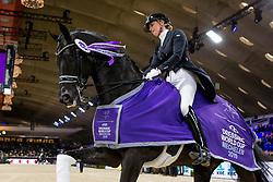 Scholtens Emmelie, NED, Desperado<br /> Jumping Mechelen 2019<br /> © Hippo Foto - Sharon Vandeput<br /> 28/12/19